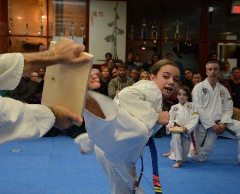 determined leg kick board