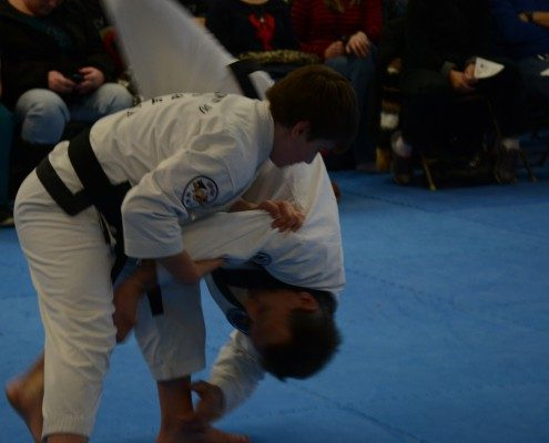 take down example tae kwon do