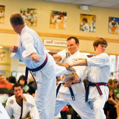 learning side kicks