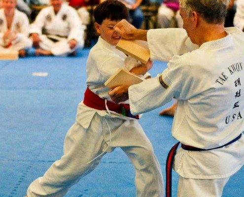 elbow board break photo
