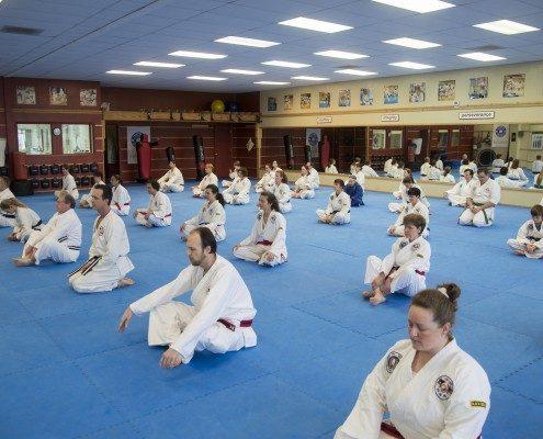 meditating class asheville nc