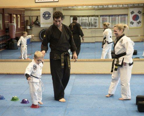 toddler tae kwon do activities