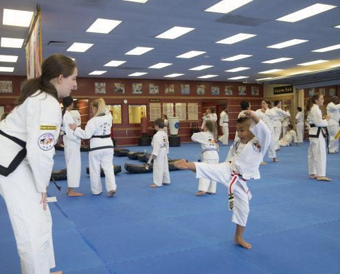 Karate for Toddlers