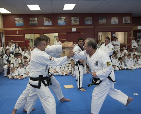 taekwondo school