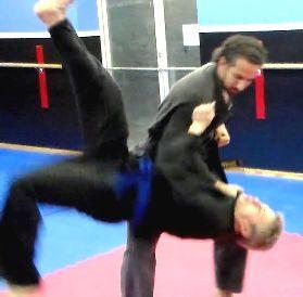 Master Dan Bourelle