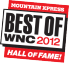Mountain Xpress Best of WNC 2012
