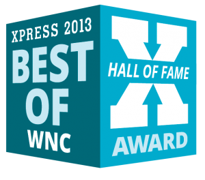 Mountain Xpress Best of WNC Hall of Fame 2013