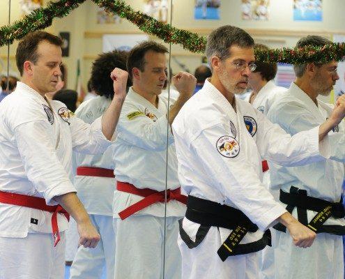 form in Korean Taekwondo