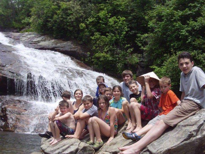 kids camp activities summer 28803