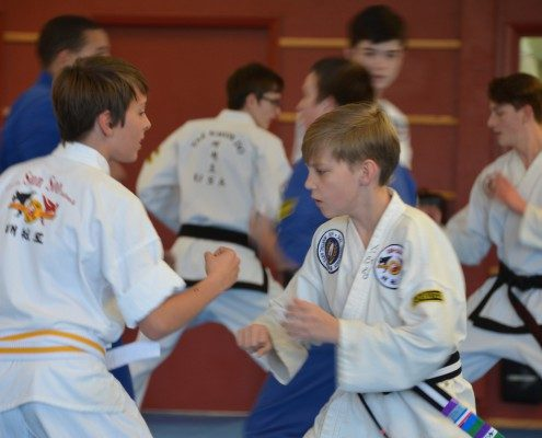 Teen Tae Kwon Do Classes Asheville Sun Soo Martial Arts