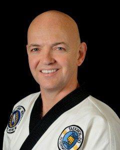 master tae kwon do instructor