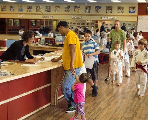 Help Desk At Asheville Sun Soo Martial Arts