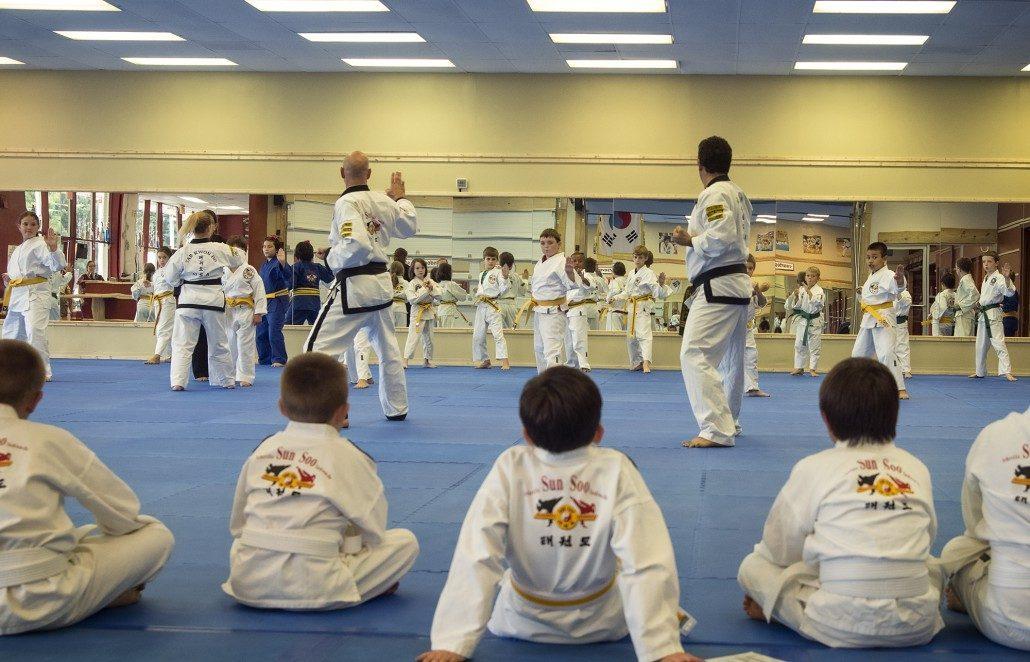 Asheville Martial Arts Class Schedule | Asheville Sun Soo Martial