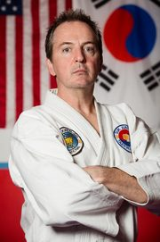 Master John Meany of Glen Ridge Taekwon-Do