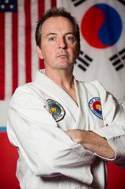 Master John Meany of Glen Ridge Taekwon-Do