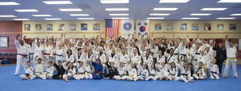 Taekwondo Bootcamp at Asheville Sun Soo Martial Arts