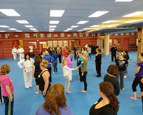 Taekwondo Self Defense Seminar for Women