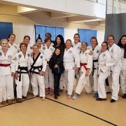Asheville Sun Soo Martial Arts & National Girls and Women at UNC Asheville