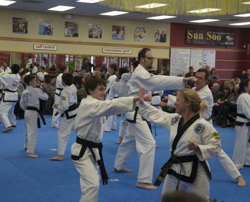 self defense for women at Asheville Sun Soo