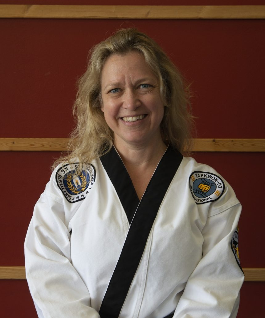 Master Amy Dexter tested to her 4th Degree Black Belt.
