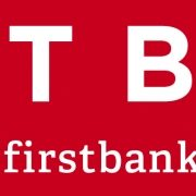 Logo for First Bank Asheville, Sponsor for 2019 February Taekwondo Belt Rank Testing