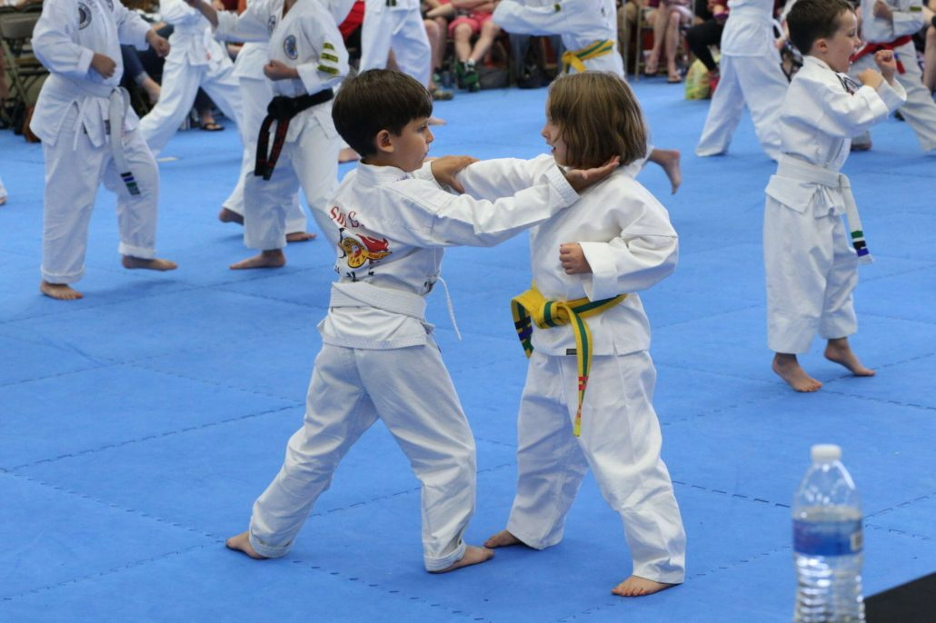 martial arts for elementary kids
